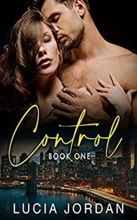 Control by author Lucia Jordan. Book One cover.