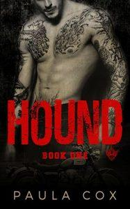Hound by author Paula Cox. Book One cover.