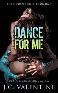 Dance for Me by author JC Valentine. Book One cover.