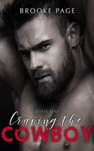 Craving the Cowboy by author Brooke Page. Book One cover.