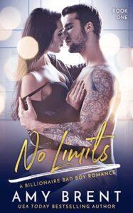 No Limits by author Amy Brent. Book One cover.