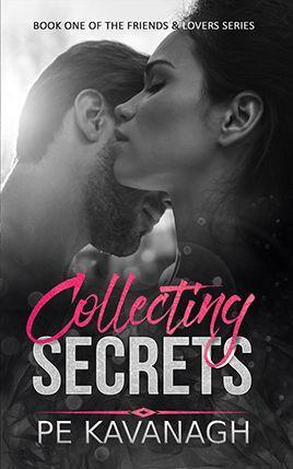 Collecting Secrets by author P.E. Kavanagh. Book One cover.