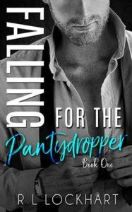 Falling for the Pantydropper by author R L Lockhart. Book One cover.