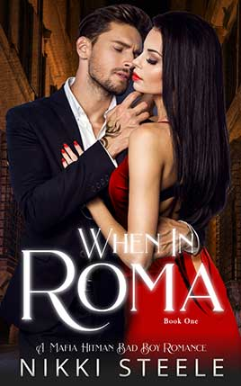 When in Roma by author Nikki Steele. Book One cover.